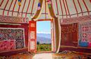 Kazakh Tent, Kazakhstan