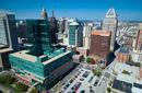 Explore downtown Baltimore