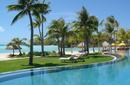 Four Seasons Pool, Bora Bora | by Flight Centre's Becky Kent-Perhcalla