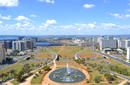The view from the Brasilia TV Tower