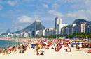 Leme and Copacabana Beach, Rio de Janeiro