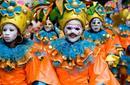 Revellers, Rio Carnival, Rio de Janeiro
