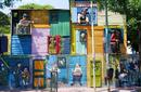 Colourful Houses, La Boca