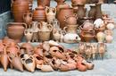 Clay Pots and Amphoras, Nesebar