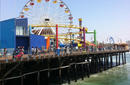 Santa Monica Pier, Los Angeles | by Flight Centre's Maddy Purcell