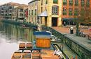 Explore the waterways on a punt