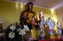 Gold Buddha   by the Christmas Island Tourism Association © Kee Seng Foo