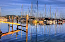 Boat in the Marina, Coffs Harbour