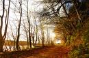 The countryside around Cork
