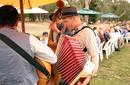Live bush bands in Daylesford and Macedonia Ranges.
