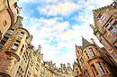 The historic architecture