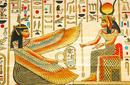 Artwork on Papyrus