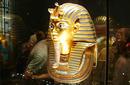 Tutankhamens Mask, Cairo Museum