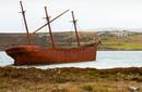 Lady Elizabeth Shipwreck, Stanley