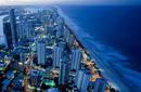 The Coastline of the Gold Coast