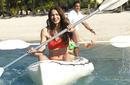 Kayaking, Catseye Beach