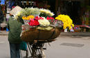 Flower Vendor, Hanoi | by Flight Centre's Olivia Mair