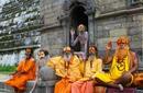 Holy Men, Kathmandu   by Flight Centre's Joanne McNamee