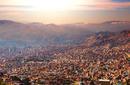 The sprawling city