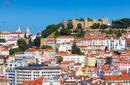 The cityscape of Lisbon