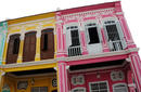 Colourful Homes, The French Quarter