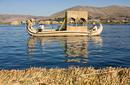 Reed Boats, Lake Titicaca