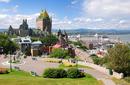 Skyline, Quebec City