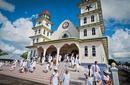 Local Churchgoers | by The Samoa Tourism Authority ©Kirklandphotos.com