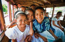 Friendly Local Children | by The Samoa Tourism Authority ©Kirklandphotos.com