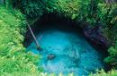 To Sua Ocean Trench, Lotofaga, Upolu Island | by The Samoa Tourism Authority ©Kirklandphotos.com