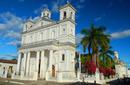 A church in San Salvador