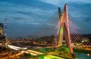 Octávio Frias de Oliveira Bridge, Sao Paulo