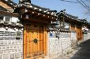 Traditional Houses, Bukchon Hanok Village, Seoul