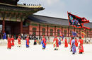 Changing of the Guards, King's Palace, Seoul