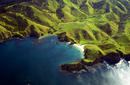 North Island Coastline, New Zealand