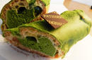 Green Tea Flavoured Pastry | by Flight Centre's Tiffany Apatu