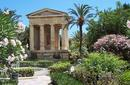The Lower Barrakka Gardens