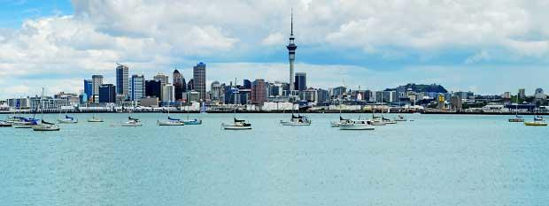 Auckland Flights