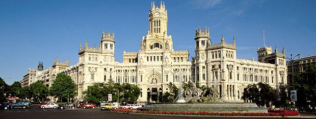 Madrid Flights