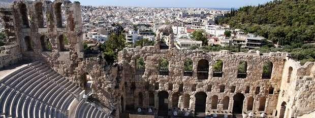 Visit the ancient Acropolis