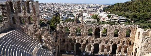 Visit the ancient Acropolis