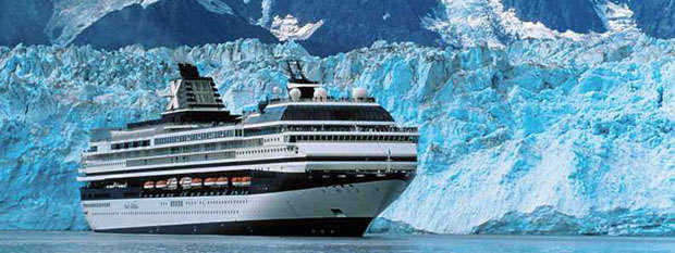 Cruise the glaciers of Alaska with Celebrity Cruises