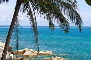 An ocean view from Phuket