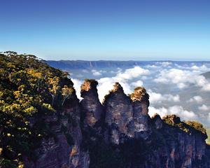 Three Sisters - Blue Mountains, NSW, Australia