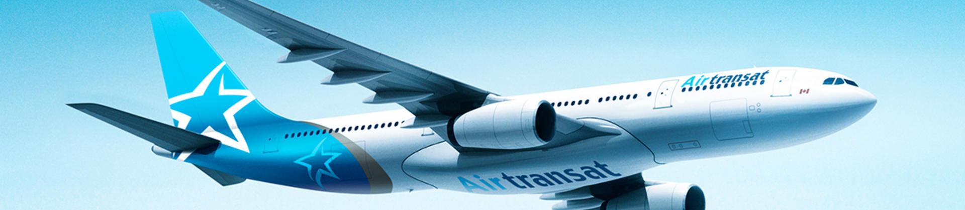 Air Transat Aircraft