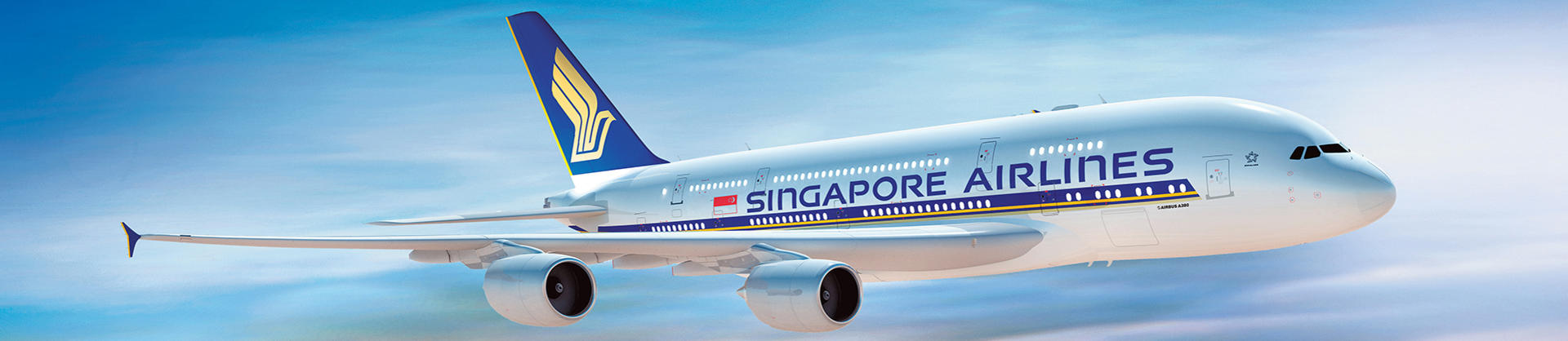 Singapore Airlines aircraft