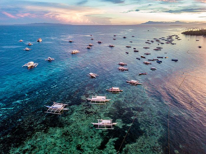 Sunset Philippines Richard Collett