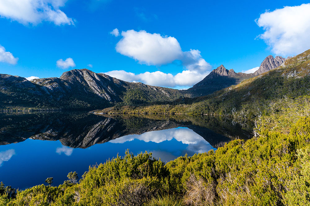 Cradle Mountain Lake St Clair