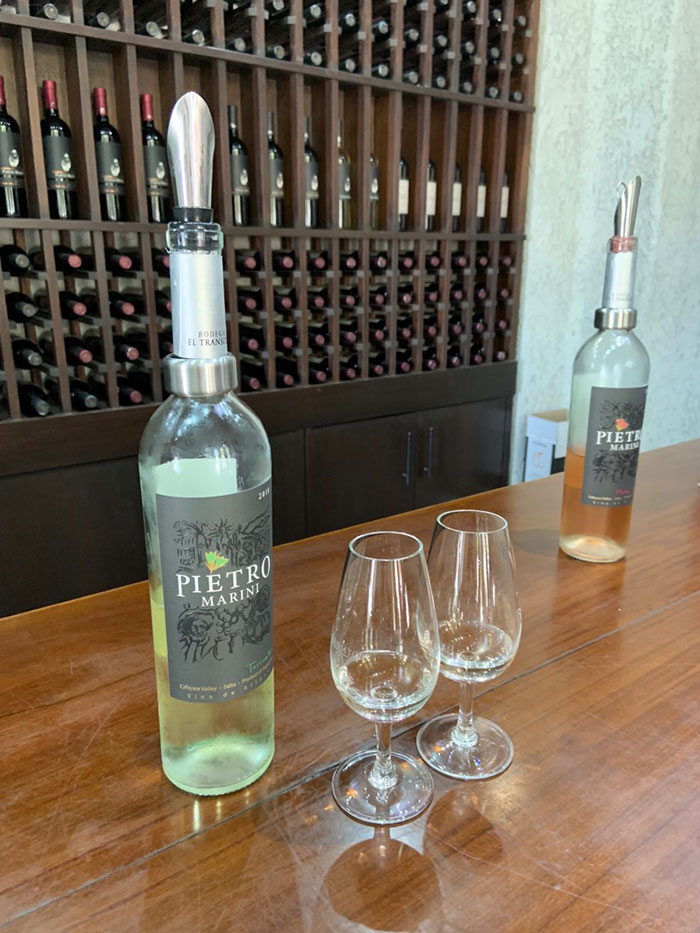 Wine tasting in Cafayate Carlie Mesquitta
