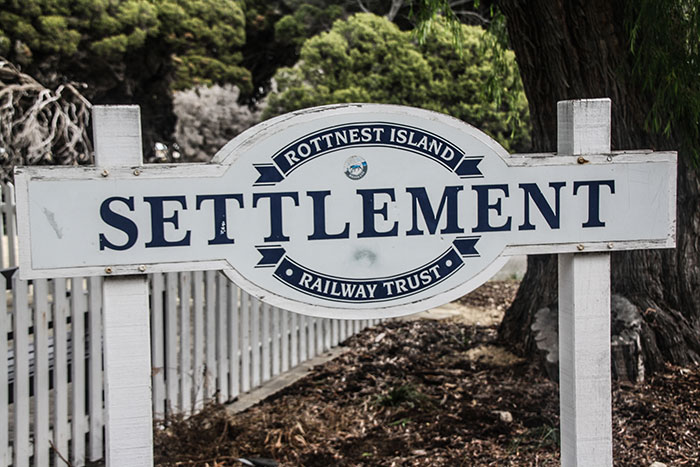 The Settlement Rottnest Island Richard Collett